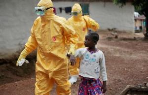 ebola girl