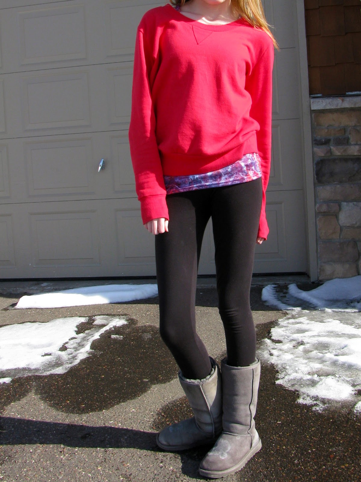 Yoga Pants And Uggs Pictures | David Simchi-Levi