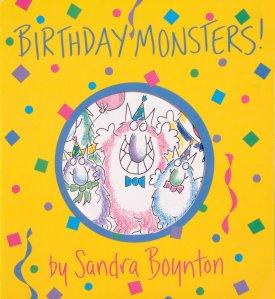 Sandra Boynton's Birthday Monsters